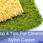 Cleaning nylon carpet in Anaheim