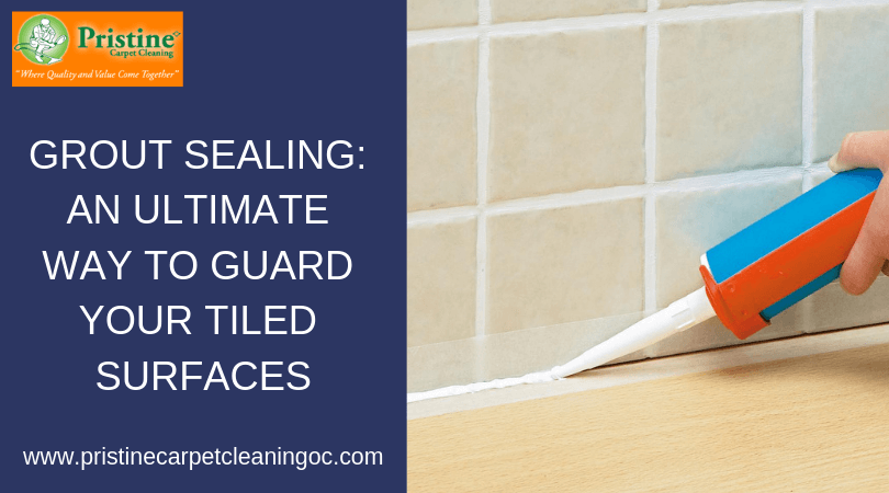 Grout Sealing Services